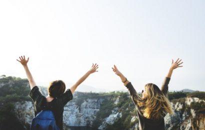 旅行能紓解壓力,促進身心健康