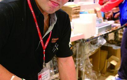 大葉高島屋推出北海道物產展 日本料理職人實演直送美味