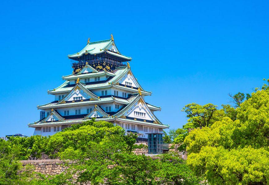 大阪城與週邊景點介紹:天守閣、大阪城公園這樣玩